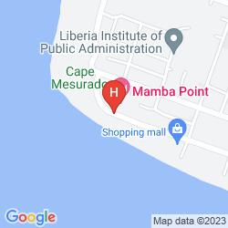 Map EMBASSY SUITES HOTELS & RESTAURANT
