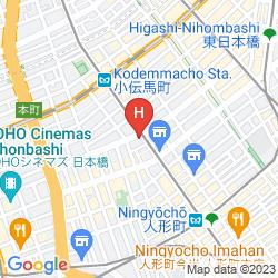 Map HORIDOME VILLA