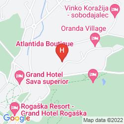 Map ATLANTIDA BOUTIQUE