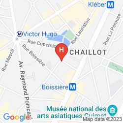 Map AMBASSADE