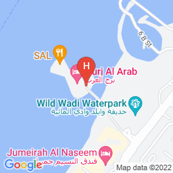 Map JUMEIRAH AL NASEEM