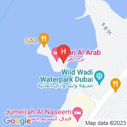 Map MADINAT JUMEIRAH AL NASEEM