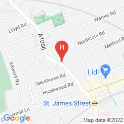 Map TRINITY HOUSE