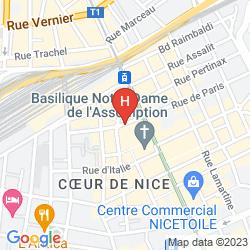 Map AMARYLLIS