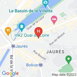 Map ABRICOTEL