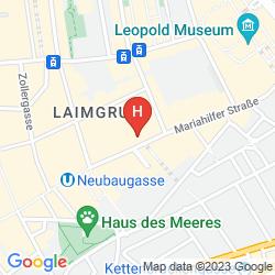 Map NH WIEN CITY