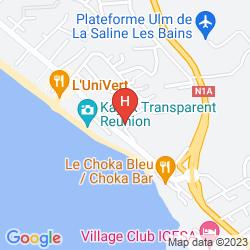 Map AKOYA HOTEL & SPA