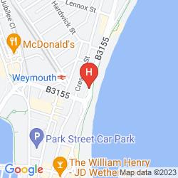 Map WENLOCK HOUSE