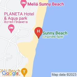 Map BEST WESTERN PLUS PREMIUM INN