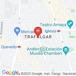 Map TRAFALGAR