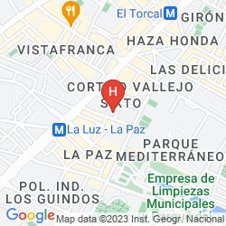 Map IBERSOL ALAY