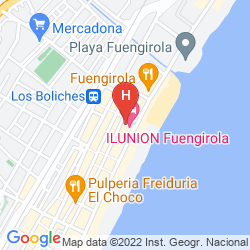 Map ILUNION FUENGIROLA