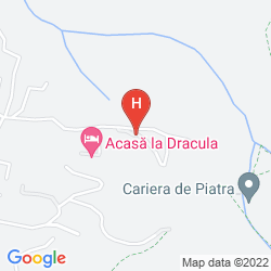 Map HOUSE OF DRACULA