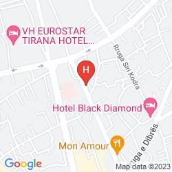 Map AREELA BOUTIQUE
