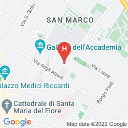 Map LE DUE FONTANE