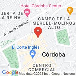 Map SERRANO