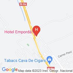 Map EMPORDA