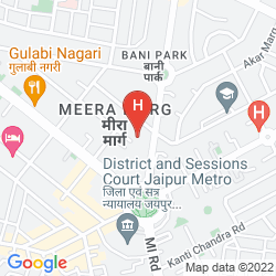 Map UMAID BHAWAN