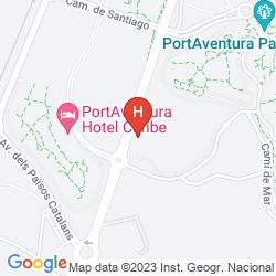 Map SOL COSTA DAURADA