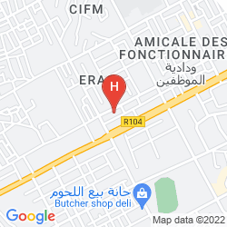 Map IDOU TIZNIT