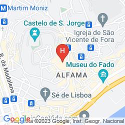 Map PALACIO BELMONTE