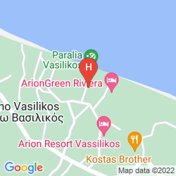 Map VASILIKOS BEACH
