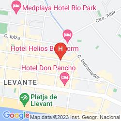 Map PRESIDENTE