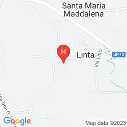 Map LINTA HOTEL WELLNESS & SPA