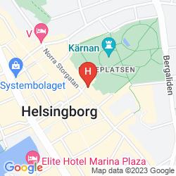 Map HELSING HELSINGBORG