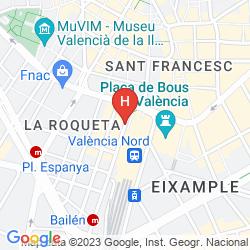 Map ZENIT VALENCIA