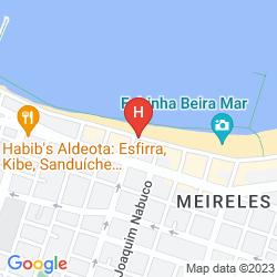 Map MAREIRO