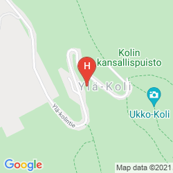 Map BREAK SOKOS HOTEL KOLI