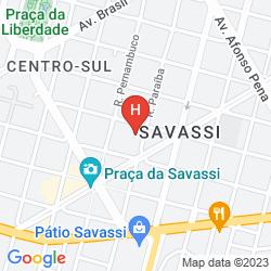 Map PROMENADE IANELLI