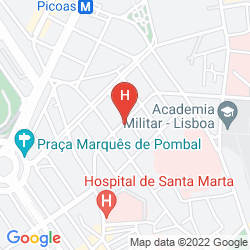 Map 3K MADRID