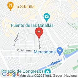 Map VITA SAN ANTON