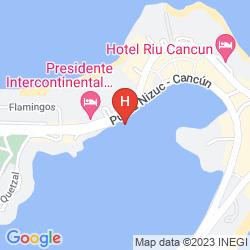 Map BEACH HOUSE IMPERIAL LAGUNA BY FARANDA