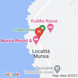 Map COSSYRA