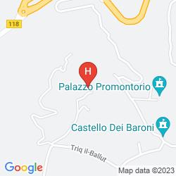 Map WARDIJA HILLTOP VILLAGE