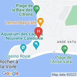 Map CASA DEL SOLE