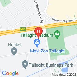 Map MALDRON TALLAGHT