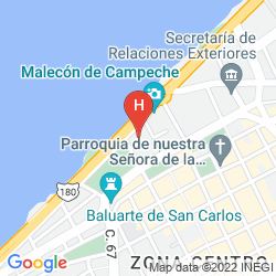 Map BALUARTES