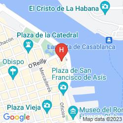 Map SANTA ISABEL