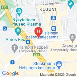 Map ORIGINAL SOKOS HOTEL VAAKUNA