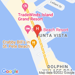 Map GRAND PLAZA BEACHFRONT RESORT HOTEL