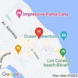 Map WHALA!BAVARO