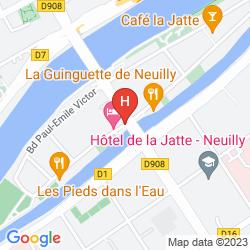 Map DE LA JATTE