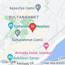 Map ARMAGRANDI SPINA