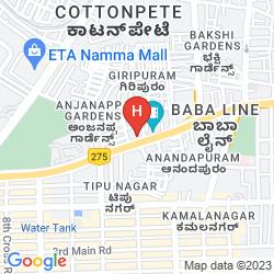 Map CI VIJAY RESIDENCY