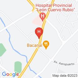 Map HORIZONTES LOS JAZMINES