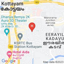 Map BACKWATER RIPPLES